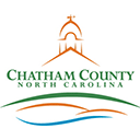 Logo for Chatham County