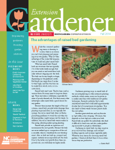 Extension Gardener Newsletter