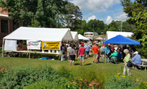 Cover photo for 11th Annual Pollinator Day Celebration May 19 in Pittsboro