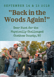 Cover photo for Back in the Woods Again!  8th Anniversary Event!