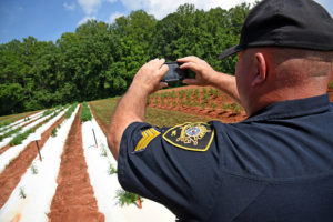 Cover photo for Law Enforcement Receives Hemp Training