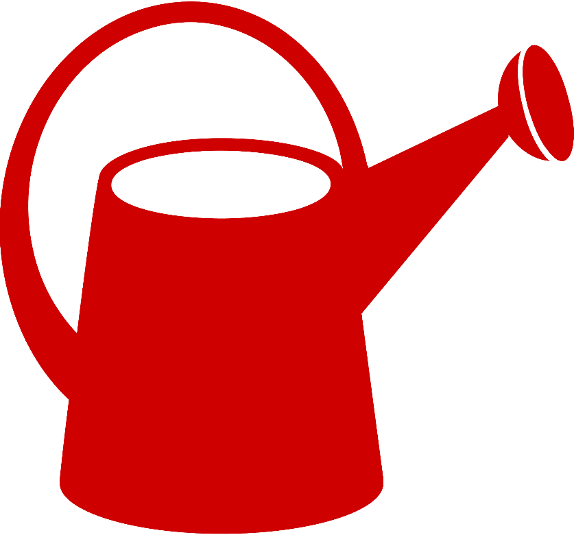 watering can graphic