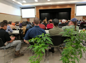 2018 Chatham County Industrial Hemp Workshop.
