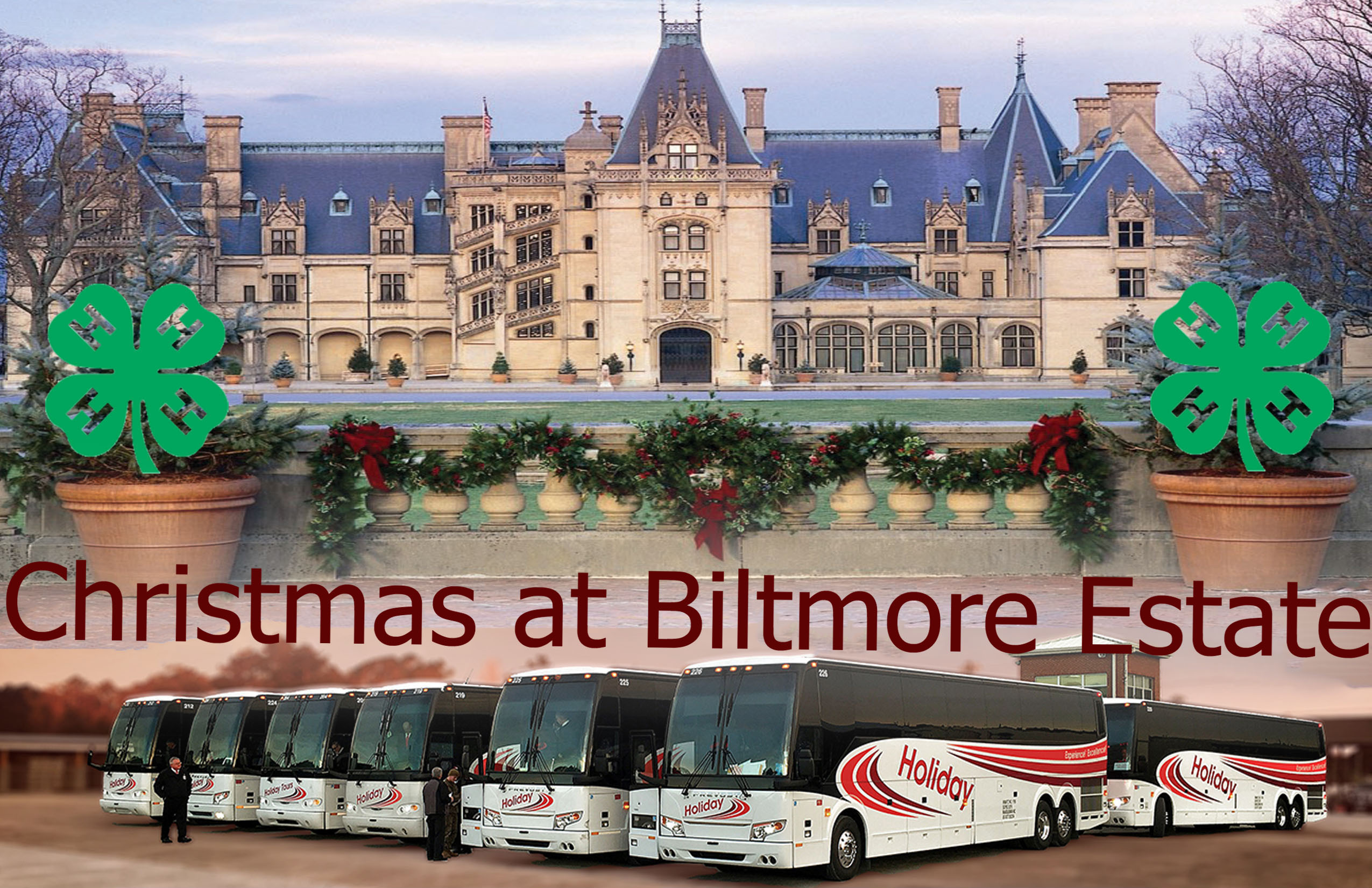 Biltmore Christmas.Recapture The Magic Of The Season During Christmas At