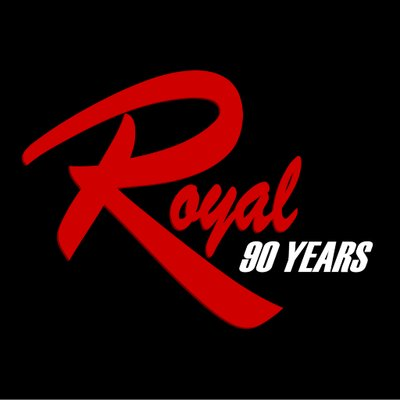 Royal Oil logo
