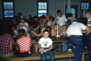 Cover photo for Don't Get Left Behind in the Past! Complete Your 4-H Forms Online!