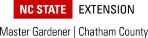 Extension Master Gardener Chatham County Logo
