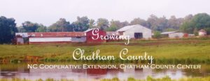 Cover photo for New Interactive Newsletter, Growing Chatham County Debuts