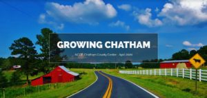 Growing Chatham Newsletter April 2020