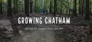 Growing Chatham Monthly Newsletter