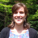 Assistant State Climatologist Rebecca Ward
