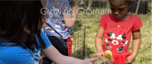 Cover photo for Growing Chatham, August 2020 Edition Is Now Available