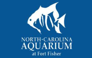North Carolina Aquarium at Fort Fisher logo