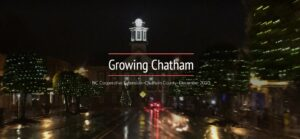 Cover photo for Naughty or Nice?  It Doesn't Matter, Go Ahead and Open December's Growing Chatham!