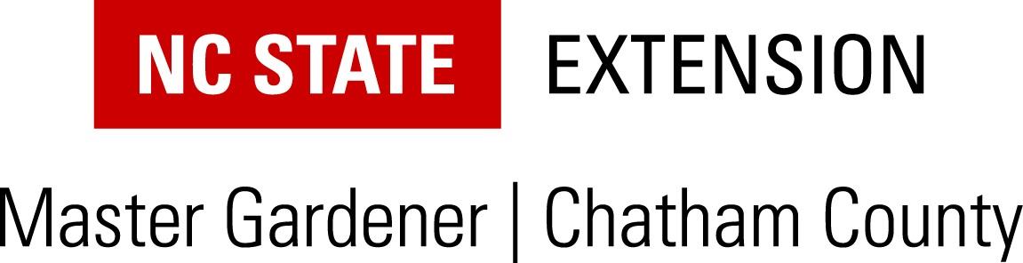 Chatham Master Gardener Program Logo